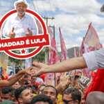 Vox Populi: Haddad cresce e a distância cai para 6 pontos