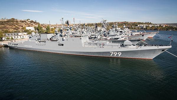 navio russo