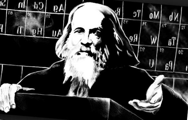 Dmitry Mendeleiev