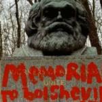 Túmulo de Karl Marx volta a ser atacado