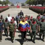 Venezuela preparou 15 mil snipers contra invasores