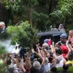 Lula recusou imposições da PF para ir ao funeral de seu neto