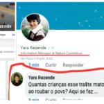 """""""Não é colaboradora da Natura há anos"""", diz a empresa sobre mulher que culpou Lula pela morte do neto"""