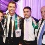 Cristiano Ronaldo doa 1,5 milhão de dólares ao povo palestino