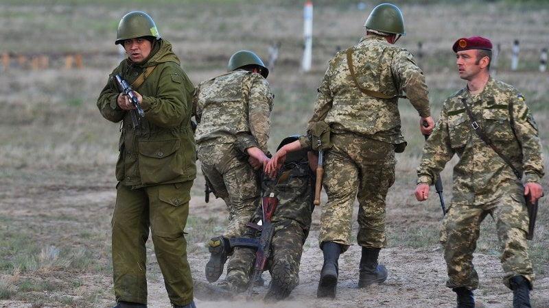 Forças armadas ucranianas