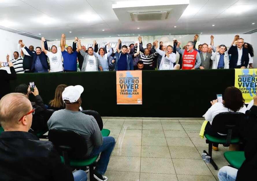 Transporte SP greve Sindicato dos Motoristas e Cobradores de SP