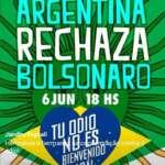 """Argentinos prontos para receber """"calorosamente"""" Bolsonaro"""