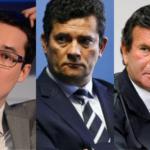 Intercept: Ministro do STF, Luiz Fux, tramava com Moro