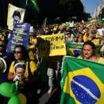 Manifestantes do MBL são hostilizados em atos pró-Moro no Rio e em SP