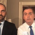 Bolsonaro indica filho para embaixador do Brasil nos EUA