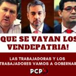 Vendedores da pátria, deixem o Paraguai!