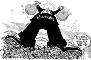 billionários