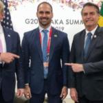 Bolsonaro suspende indicação de Eduardo à embaixada nos EUA