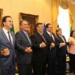 Governadores do Nordeste reagem à ofensa de Bolsonaro a Paulo Câmara