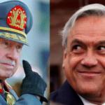 """Vídeo: Piñera usa o mesmo discurso de Pinochet para justificar violência , """"estamos em guerra""""."""