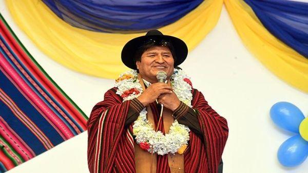 Evo Morales golpe