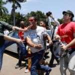 A invasão da embaixada da Venezuela em Brasília