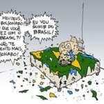 Bolsonaro destrói imagem do Brasil no mundo