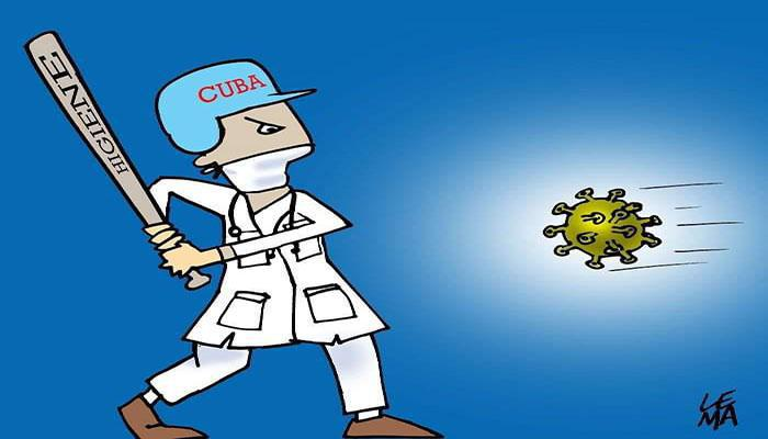 Cuba coronavírus