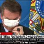 Bolsonaro e equipe são uns dos responsáveis pela disseminação do coronavírus no Brasil