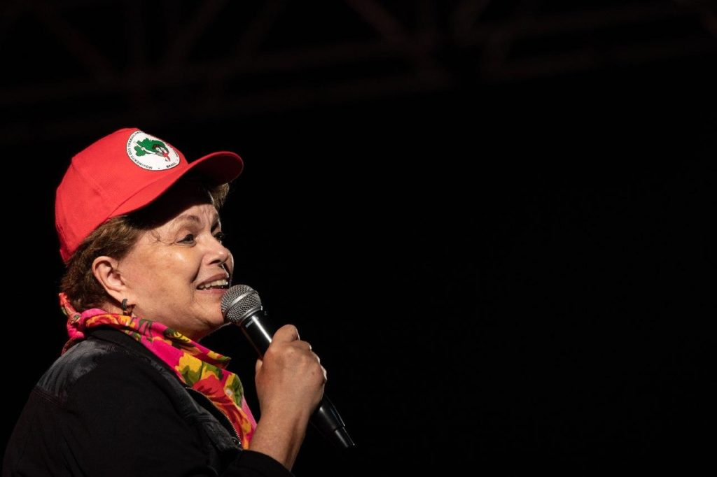 Dilma Rousseff MST