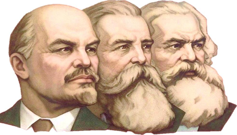 Karl Marx Engels Lenin