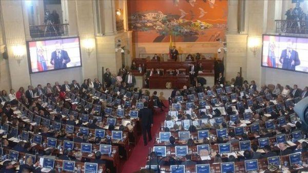 congresso colombia