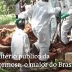 Os mortos não contabilizados no Brasil
