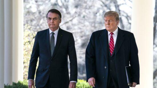 Bozo e Trump