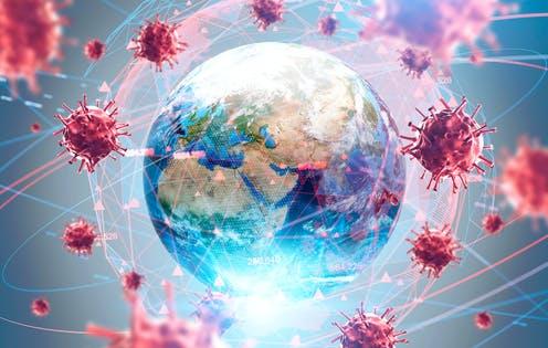 coronavírus pandemia