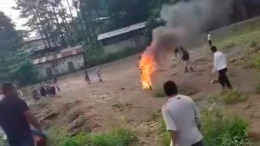 queimado