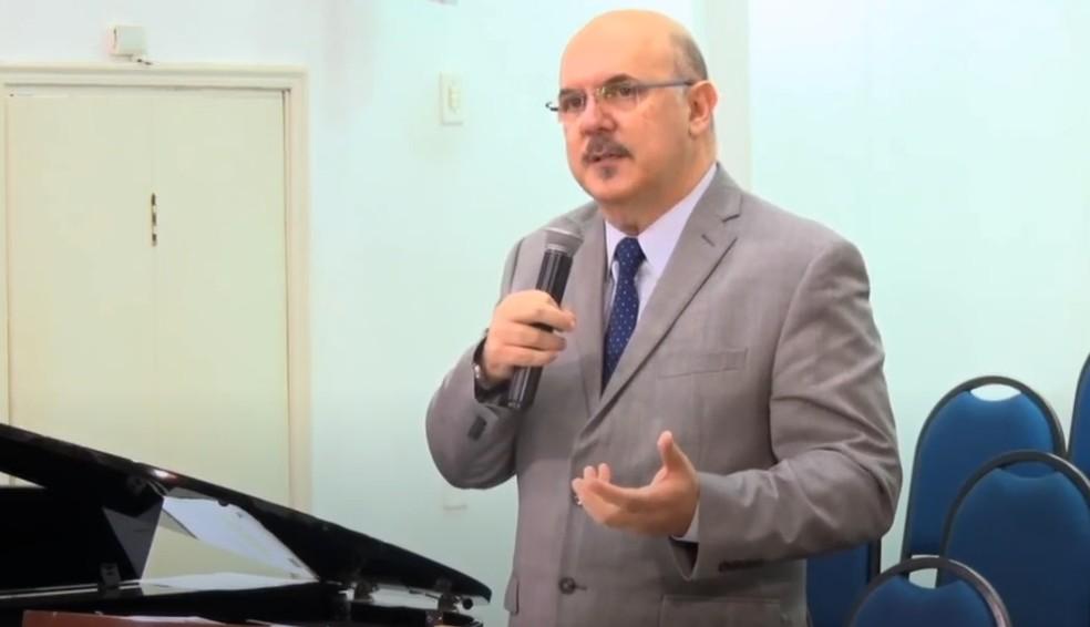 ministro da educação