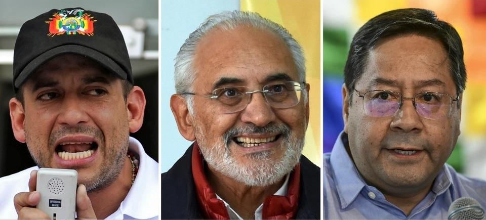 eleições Bolívia