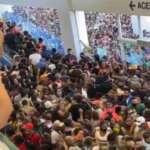 Insanidade! Brasil supera 150 mil mortes por Covid-19, em dia que tem até aglomeração