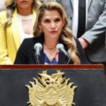 A golpista Jeanine Áñez, é presa tentando escapar da justiça boliviana