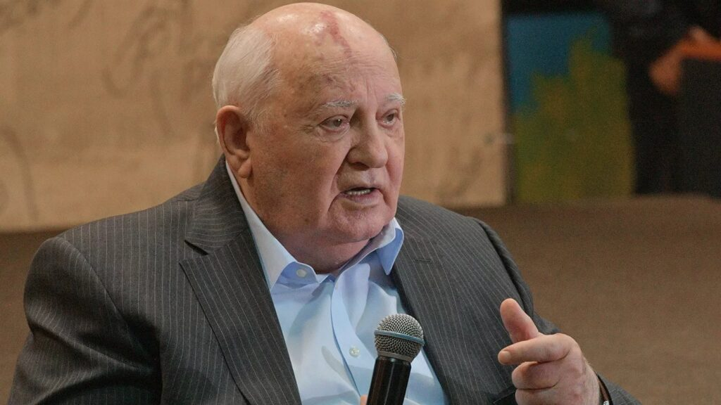 ex-presidente cccp