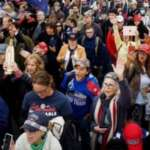 Apoiadores Trump vão até Washington para protestar contra os resultados eleitorais