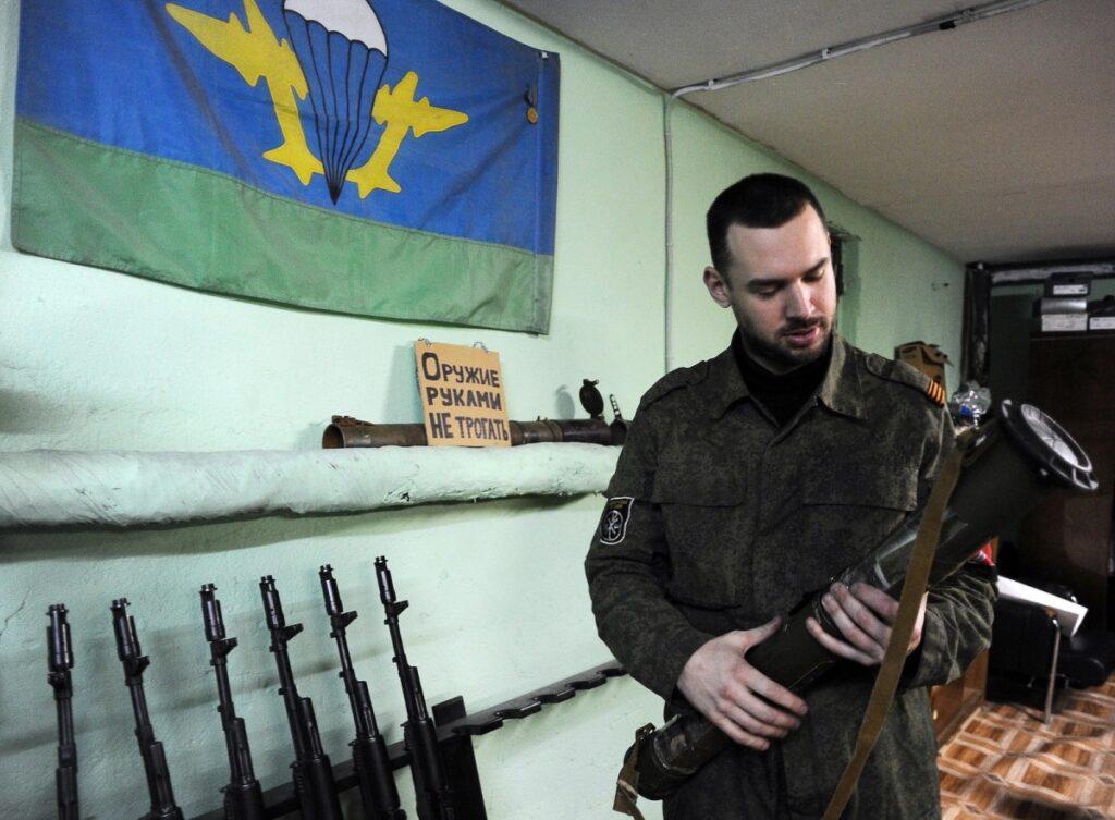 extremista russo