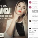 """Sara Winter anuncia que desistiu da militância e promete contar """"a verdade"""" por trás dos 300 do Brasil"""