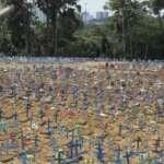 Brasil, umcaso mundial raro de acúmulo de errosno combate à pandemia