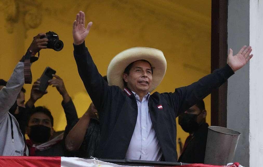 presidente Peru