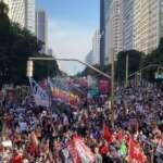 #3JForaBolsonaro mobilizam milhões de brasileiros em todo o país