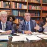 Já circula o áudio que Bolsonaro mais temia: A gravação da reunião entre Bolsonaro e irmãos Miranda