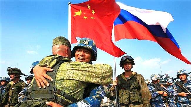 russos-chineses