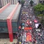 Brasileiros vão às ruas em novos protestos contra Bolsonaro