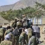 Forças de resistência de Panjshir repelem ataque do Talibã em seu posto avançado