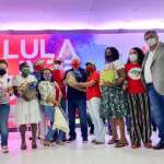 Lula encerra agenda no Maranhão em encontro com movimentos sociais