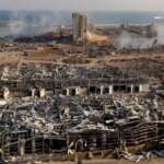 A crise do Líbano foi de mal a pior